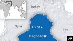 Iraqi Security Forces Storm Building Held by Gunmen