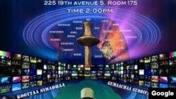Tajaajilii sabqunnamtii OMN,Oromia Media Network sagantaa TV Ormiyaa fi naannolee isiitti dabarsuu jalqabe