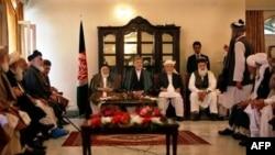 Afganistan'da 'Barış Konseyi' Toplantısı