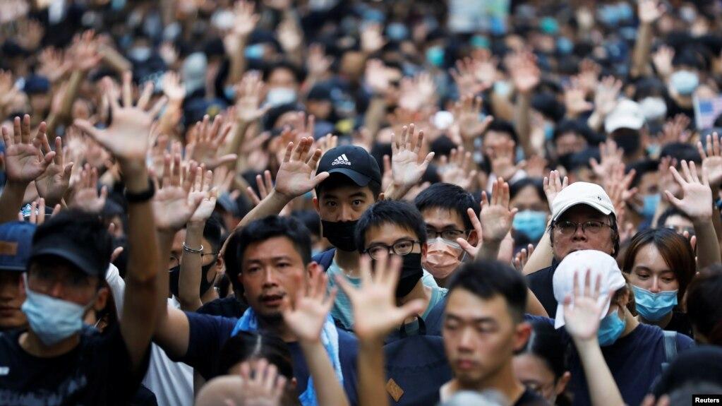 北京在香港問題上被批自我誤導 總書記也是受害者(圖)