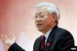 Tổng Bí thư Đảng CSVN Nguyễn Phú Trọng đã yêu cầu kiểm tra, xác minh các nội dung báo chí phản ánh về ông ông Trịnh Xuân Thanh, Phó Chủ tịch tỉnh Hậu Giang.
