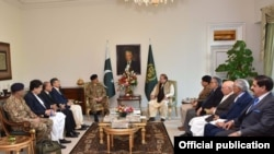 وزیر اعظم اعلیٰ سطحی اجلاس کی صدارت کر رہے ہیں۔