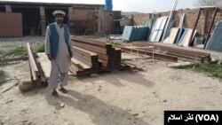 شیر ولی خان کا خاندان کئی دہائیوں سے پاکستان اور افغانستان کے مابین تجارت کر رہا ہے