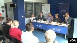 Koaliciju za pomirenje na Kosovu čine Fod za humanitarno pravo Kosova i nevladine organizacije Aktiv i Artpolis