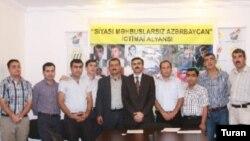 """""""Siyasi Məhbuslarsız Azərbaycan"""" ictimai alyansı"""