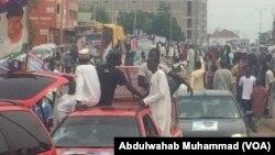 Musulmai da Kiristoci sun yi taron yiwa Shugaba Buhari Addu'a