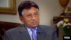 """Mantan Presiden Pakistan Pervez Musharraf hari Selasa 29/1 mengatakan negaranya bisa """"berperan penting"""" dalam prakarsa untuk menstabilkan Afghanistan (foto: dok)."""