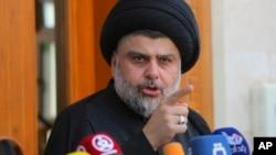 Muqtada al-Sadar shugaban 'yan Shi'a na kasar Iraqi
