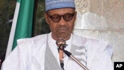 Shugaba Buhari wanda ya kafa kwamitin da Janar T.Y Danjuma ke jagoranta