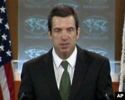国国务院副发言人马克•托纳