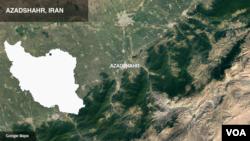 Azadshahr, Iran