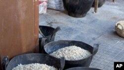 贝鲁特的粮食桶