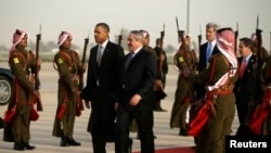 President Obama Visits the Middle East