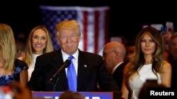 共和黨總統參選人川普
