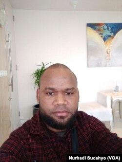Welem Assem, juru bicara Solidaritas HAM Deiyei West Papua
