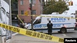 В результате стрельбы в нью-йоркском Бруклине были убиты четыре человека, трое получили ранения