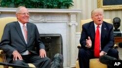 Ambos líderes reafirmaron sus lazos de cooperación y amistad.