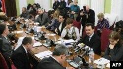 Sednica Odbora za evropske integracije Skupštine Srbije