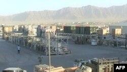 阿富汗的巴格拉姆空军基地