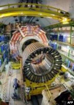 Presek magneta hadronskog sudarača