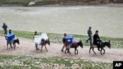 Pripreme za izbore u Avganistanu