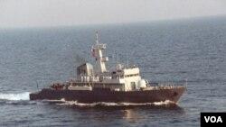 کینیا کا جنگی بحری جہاز