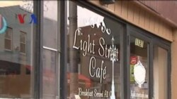 Light Street Cafe - Liputan Feature VOA