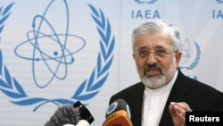 Iranski izaslanik pri Medjunarodnoj agenciji za atomsku energiju, Ali Asgar Soltanije