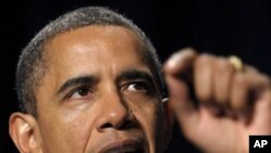 버락 오바마 미 대통령