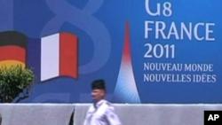 فرانس میں جی ایٹ ممالک کا اہم اجلاس