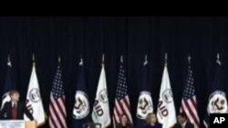 `4개년 외교개발 검토 보고서' (QDDR)를 발표한 미 국무부와 국제개발처(USAID)
