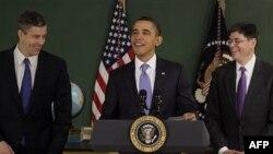 Prezident Obama yeni 3,7 trilyonluq büdcəni təsdiq üçün Konqresə göndərib