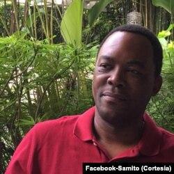 Samora Machel Jr. politico moçambicano