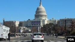 Thủ đô Hoa Kỳ chuẩn bị cho Lễ Nhậm chức 2013 của Tổng thống Obama