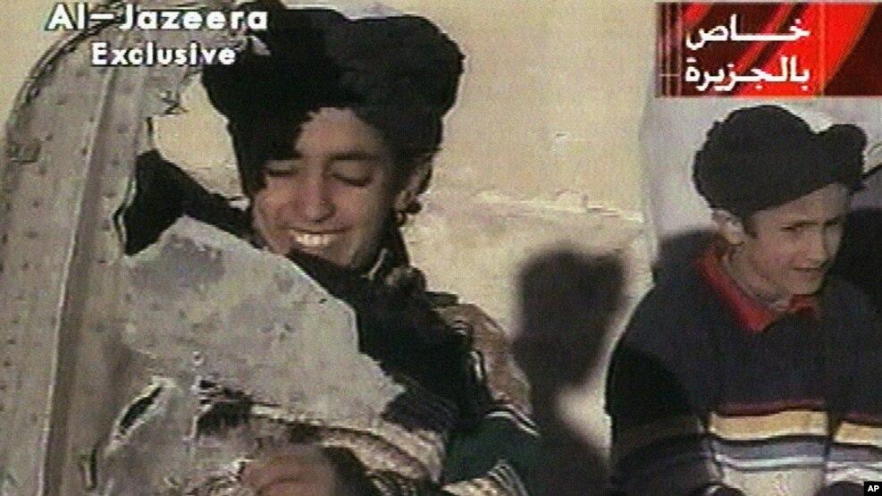 DASH, djali i Bin Ladenit në listën e terrorizmit