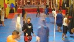Kickboxing School Opens Near Seattle