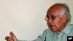 پروفیسر زمریالی طرزی، باستان شناس افغان