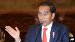 조코 위도도 인도네시아 대통령.