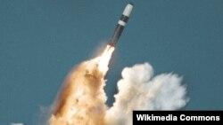 Пуск ракети Trident-II
