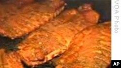 德克萨斯烤肉带