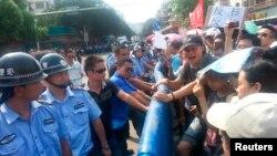 Guangdong viloyati, 12-iyul, 2013