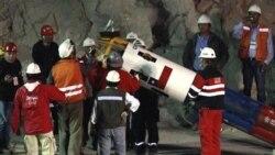 وزیر معدن شیلی: امکان دارد نجات تمام معدنچیان امشب تکمیل شود