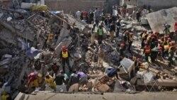 کشته شدن ۱۱ نفر در يک کارخانه در پاکستان