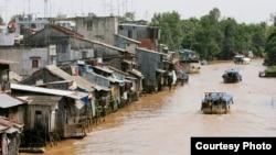 South Vietnam Saigon and Mekong Delta