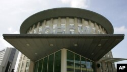 Kantor pusat OPCW di Den Haag, Belanda (Foto: dok).