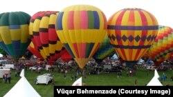 Albukerke Hava Şarı Festivalına hər il 500-dən çox hava şarı və milyona yaxın izləyici qatılır.