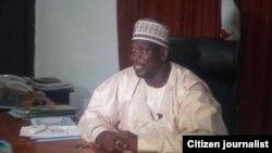 Mataimakin gwamnan jihar Borno Alhaji Usman Mamman Durkuwa