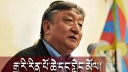 བཀའ་ཟུར་རྒྱ་རི་བློ་གྲོས་རྒྱལ་མཚན་རིན་པོ་ཆེ་དང་གླེང་མོལ། Lodi Gyari Rinpoche talks to VOA