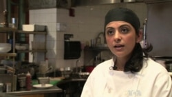Pakistani Woman Makes It Big as New York Chef