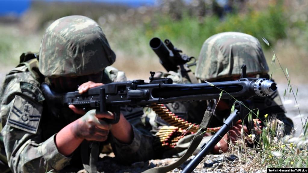 Irak Sınırında Çatışma